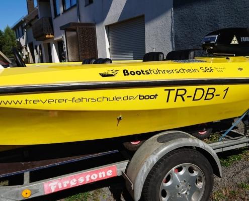 Sportbootführerschein SBF Binnen See